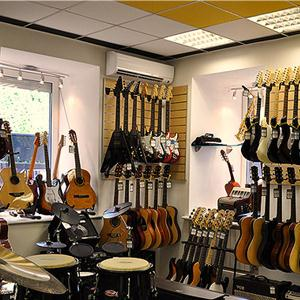 Музыкальные магазины Ножай-Юрта