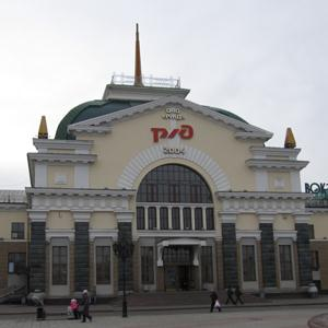 Железнодорожные вокзалы Ножай-Юрта